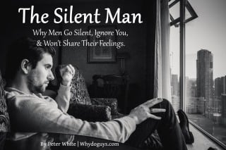 Silent Man Buy Now Cover