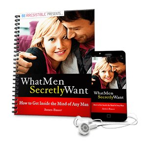 What Men Secretly Want Cover