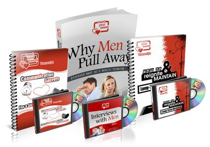 Why Men Pull Away Package Cover
