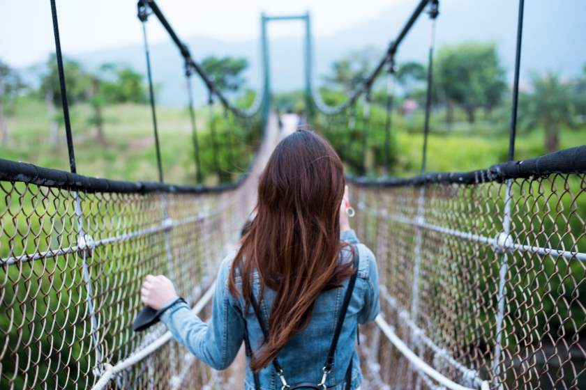 Woman Facing Barriers Attracting Love