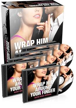 Wrap Him Around Finger Cover