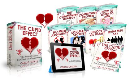 The Cupid Effect Box Cover